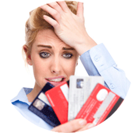 unsecured cards for bad credit