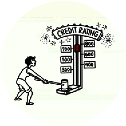 How to build a credit score